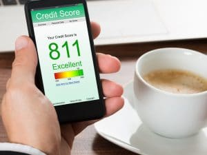 companies checking credit on new employees